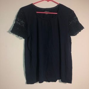 G.H. Bass & Co. blouse Size Large